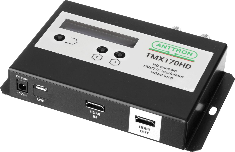 Modulators - TMX170HD