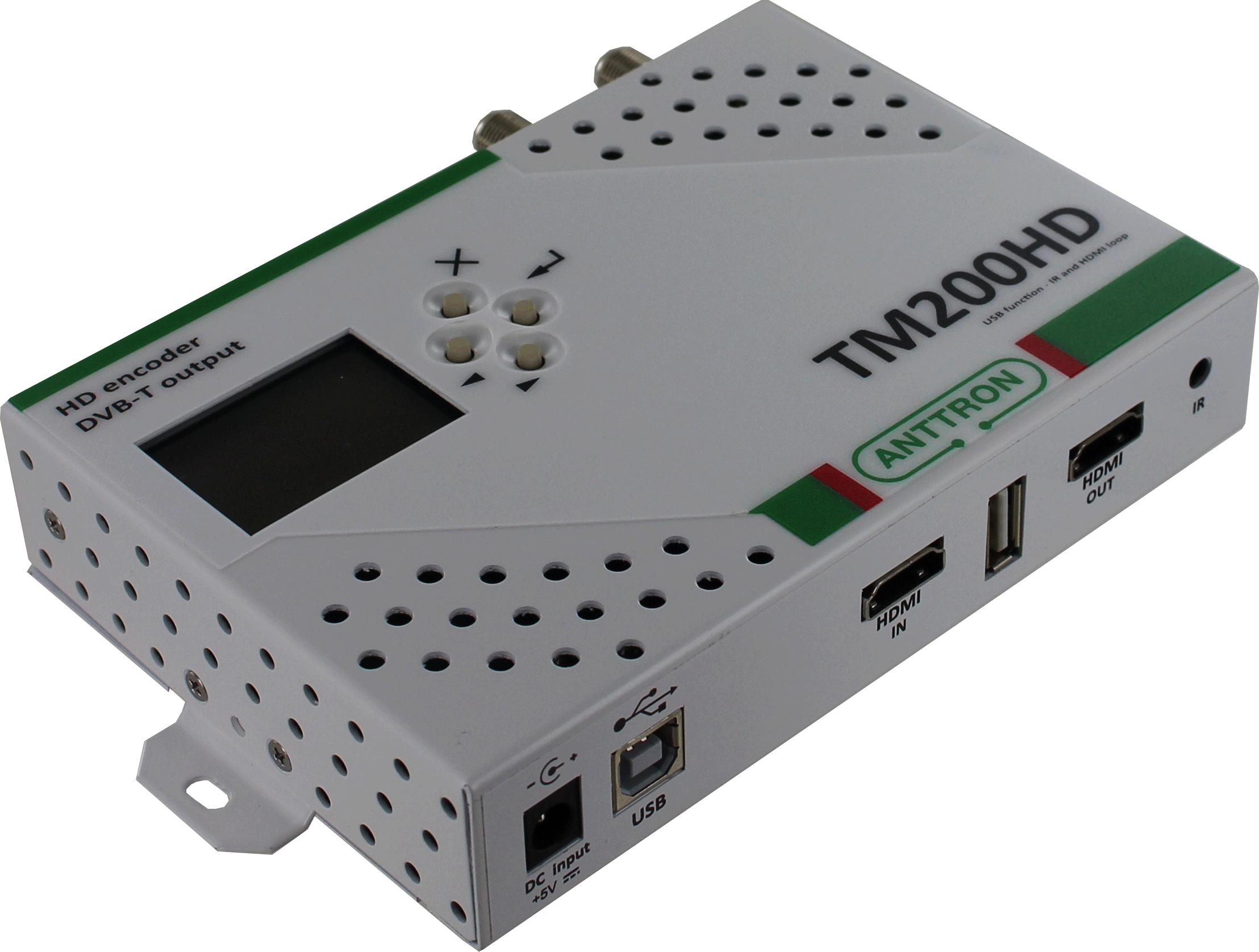 Modulators - TM200HD